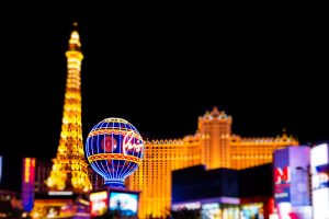 { Las Vegas casinos think in terms of big data, and probabilities }